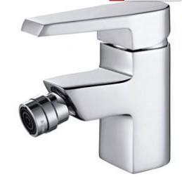 China Bath shower Single Hole Bidet Mixer Taps Durable Ceramic cartridge wholesale