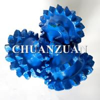 China 190MM Steel Tooth Tricone Bit 7 1/2inch For Water Well Drilling wholesale