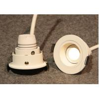 China 1w 45 degree lens LED Cabinet Lighting fixtures with white housing on sale