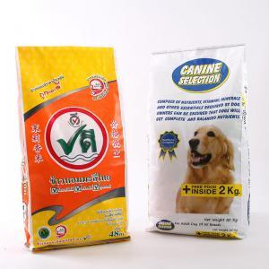 China Durable Biaxially Oriented Polypropylene Bags , Woven Polypropylene Super Sacks Bags wholesale
