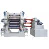 China フィルムの旗のための柔らかいポリ塩化ビニールのカレンダー機械使用4ロール1800mm - 4000mmの幅 wholesale