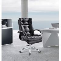 China Heavy Duty Contemporary Executive Office Chair With Casters Adjustable Height on sale
