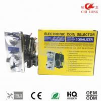 China Anti Fishing Cpu Coin Selector Material With 3 Ways Adjustable Timer Switch on sale