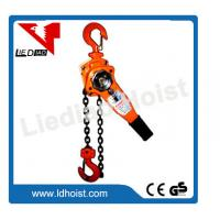 China Portable Manual Lever Chain Block on sale