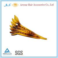 China ARTSTAR large size 125mm plastic hair clips wholesale on sale