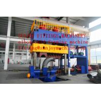 """China Full-automatic Elbow Making Machine PLC Control Processing Size 5""""-12"""" Dimension 2.6*1.5*2.5 wholesale"""
