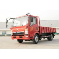 Buy cheap Howo Light Cargo Truck 1-4T 1760  Cabin with AC 85HP Let Hand driving from wholesalers