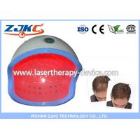 China 820mW Power Red Laser Hair Cap / Laser Light Treatment For Hair Loss , Non - Invasive wholesale