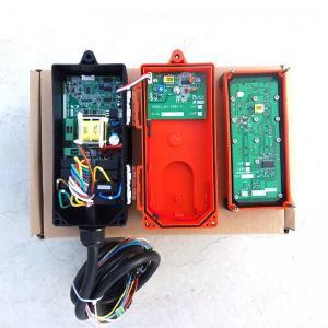 China Crane Hoist Remote Controller Wireless Remote Radio Control for Overhead Crane Gantry Crane wholesale