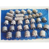 China Sliver Patter Roller Weaving Machine Parts Steel Ues In Gloves / Masks / NonWoven Bags wholesale