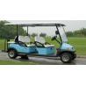 China Carro de golf de Seater del vehículo eléctrico 6, carros de golf multi del pasajero para el club wholesale