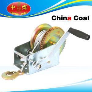 China hand trailer winch wholesale