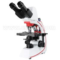China 40x-1600x Binocular Digital LCD Microscope A31.0810 With Abbe Condenser wholesale