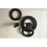 China High Precision Spiral Bevel Gear Bevel Pinion And Crown Wheel For Gearbox wholesale
