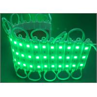 China DC12V Module 5050 Green Waterproof Light For Arcylic Channel Letters with Bounce LED Cobra wholesale