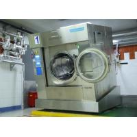 China Computer Control Industrial Washing Machine And Dryer , Professional Laundry Equipment wholesale