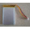 China батарея 554060 Ли-полимера 3.7В 1400мАх призменная цифров wholesale