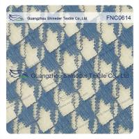China Classic Houndstooth  Irregular 42% Nylon 58% Cotton Fabric for casual wear wholesale