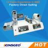 China 1 phase, AC 220V 1050W Vacuum Film Lab Coating Machine For LIthium Battery Electrode Coating wholesale