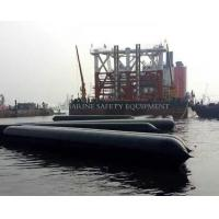 China Ship launching marine inflatable rubber airbag wholesale
