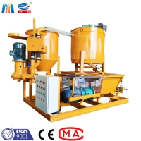 China Cement Slurry Making 300L Grout Mixer Machine For Foundation Treatment wholesale