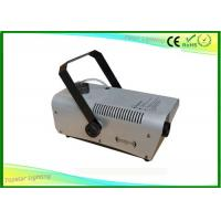 China 3500 cuft / Min Stage Fog Machine / Small Scale Smoke Machine For Party wholesale
