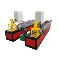 China Steel Door Frame Cold Roll Forming Machine Production Line wholesale