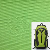 China 600D 100% polyester oxford fabric PVC material for bag wholesale