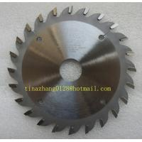 China 120mm conical tct wood cutting saw blade wholesale