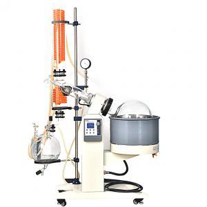 China 10L 20L 50l Rotovap Machine Vacuum Destiller Distillation Rotary Evaporator Rotovape for Sale on sale