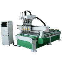 China Solid And Rigidity Woodworking CNC Router Machine With DSP Controlling System on sale