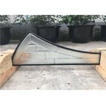 """China 22"""""""" claro de cristal del panel decorativo del modelo *48/cubrió/técnica manchada wholesale"""