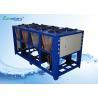 China Bomba de agua vertical de 40 toneladas de agua del refrigerador de la unidad comercial al aire libre del paquete wholesale