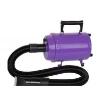 China Purple Paddling Pool Pump , Portable Electric Air Pump For Inflatables on sale