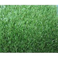 SGS Outdoor Artificial Grass 25mm Light Green Color PE Material