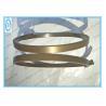 China ブルドーザー空気シリンダー シール、PTFEの青銅色油圧ピストン・リング wholesale