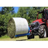 China Woven Polypropylene Hay Bale Sleeves Cloth Roll Moisture Proof UV Treated wholesale