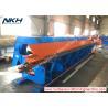 China Blue Hydraulic Press Brake Machine 8 Meter Long 1.0mm Thickness 1250mm Width wholesale
