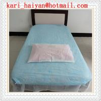China Medical Nonwoven Medical Consumable Disposable Hospital Bed Sheets, Bedspread wholesale