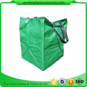 Buy cheap Acessórios resistentes da planta de jardim - sacos verdes do desperdício da folha do jardim de Reuseable from wholesalers