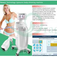China HIFU Ultrashape Body Slimming Machine wholesale