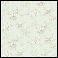 elegant decorative wall paper flower design non-woven textile wallpaper