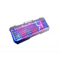 Quality Membrane Ergonomic PC Gaming Keyboard With Backlight 19 Keys Water Resistant for sale
