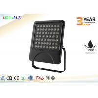 China IP 66 waterproof structural 50w LED Flood Light Retrofit , curved design wholesale