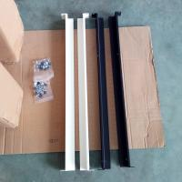 China 19 Inch 1u 1000mm Depth Rack Mount Accessories Flexible Length CE / ROSH wholesale