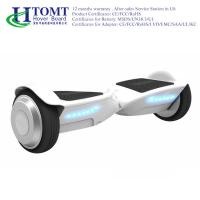 China Lightweight Two Wheel Electric Scooter 2 Wheel Self Balancing Board 20 Degree wholesale