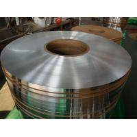 China OEM Aluminum Alloy Strip , Flat Aluminum Strips Roll For Vehicles Instruments wholesale
