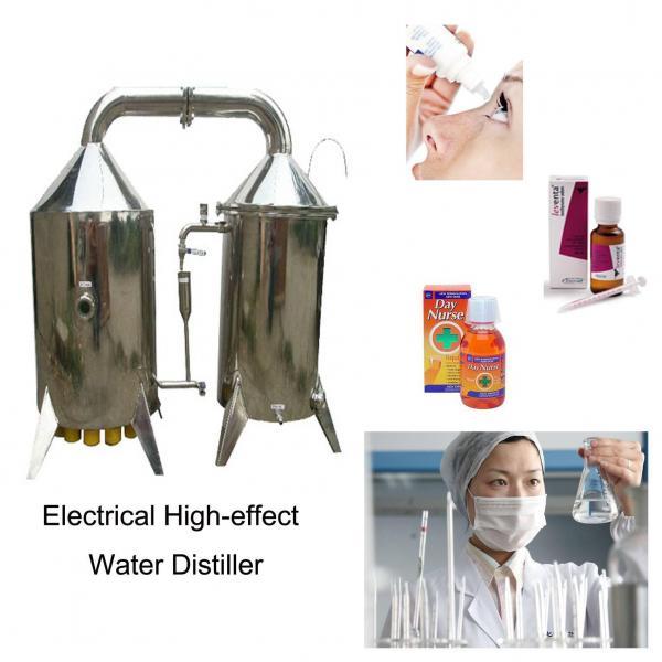 distilling water machine