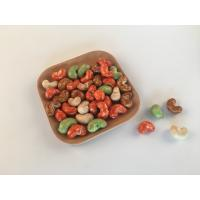 Buy cheap Roasted Colorful Cashew Halal BRC OU Kosher Passed Soya Bean Snacks from wholesalers