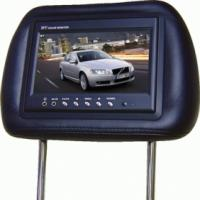 China 6.2'' touch screen car headrest monitor with gps built-in bluetooth wholesale
